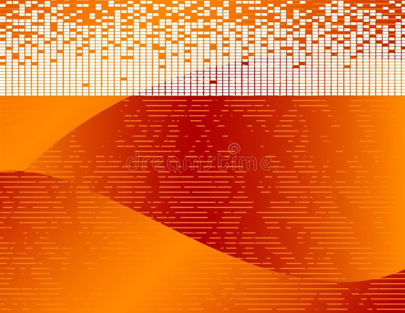 Fondo abstracto del vector libre illustration