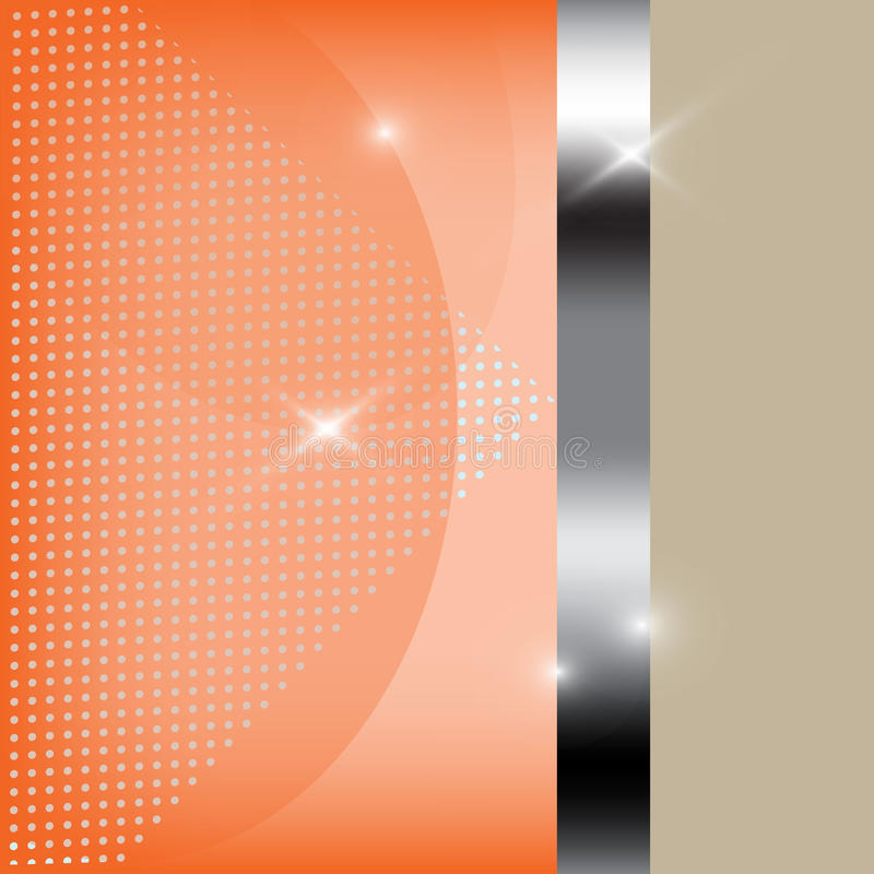 Fondo abstracto del vector imagen de archivo libre de regalías