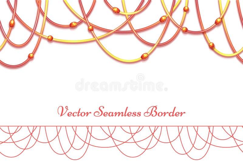 Fondo abstracto del vector con las gotas coloreadas ilustración del vector
