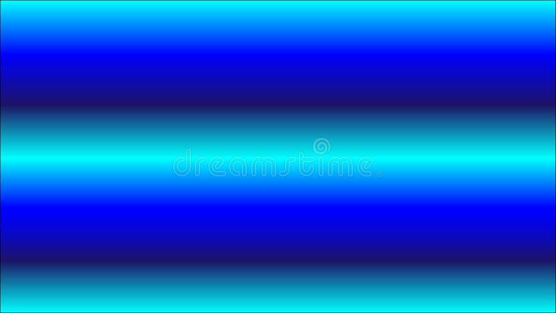 Fondo abstracto del vector de los azules cielos y de los azules marinos foto de archivo libre de regalías