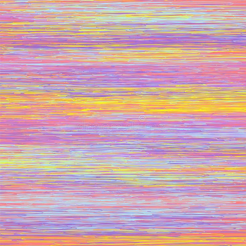 Fondo abstracto del vector - portillas coloridas ilustración del vector