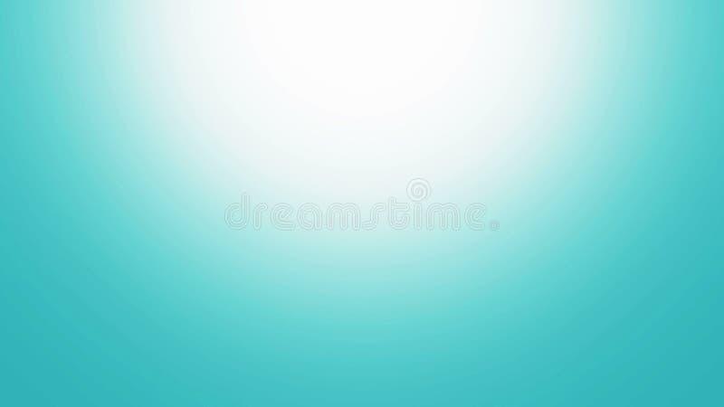 Fondo abstracto digital de la pendiente azul, animación de las rayas pálidas CG libre illustration