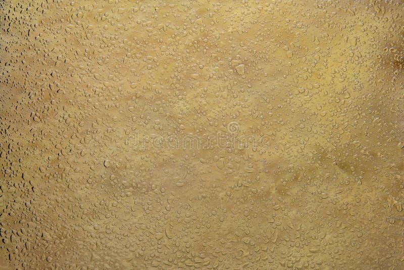 Fondo abstracto en tonos amarillos imagenes de archivo