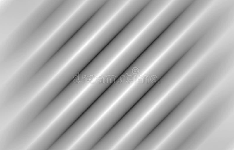 Fondo abstracto gris stock de ilustración