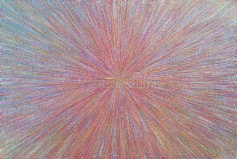 Fondo abstracto hecho de millares de pixeles foto de archivo