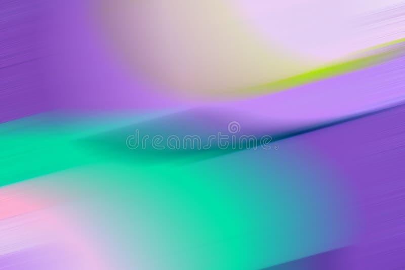 Fondo abstracto hermoso con el reflejo de luz, estilo borroso Cortinas de moda Para el contexto moderno, papel pintado foto de archivo