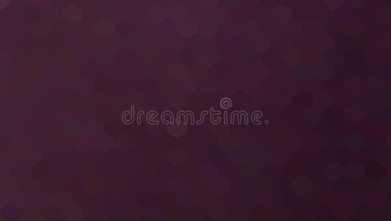 Fondo abstracto púrpura de la textura ilustración del vector