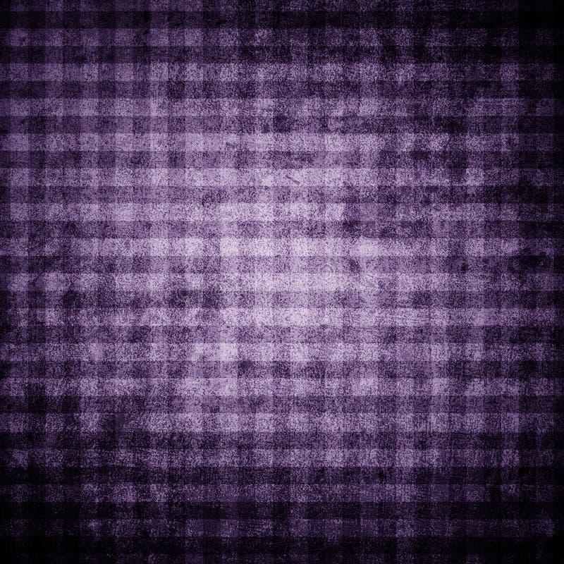 Fondo abstracto púrpura rayado libre illustration