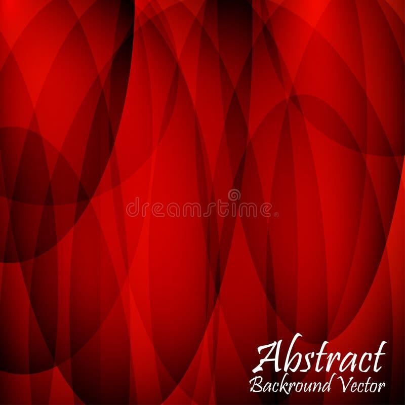 Fondo abstracto para el diseño Ilustración abstracta del vector del fondo foto de archivo