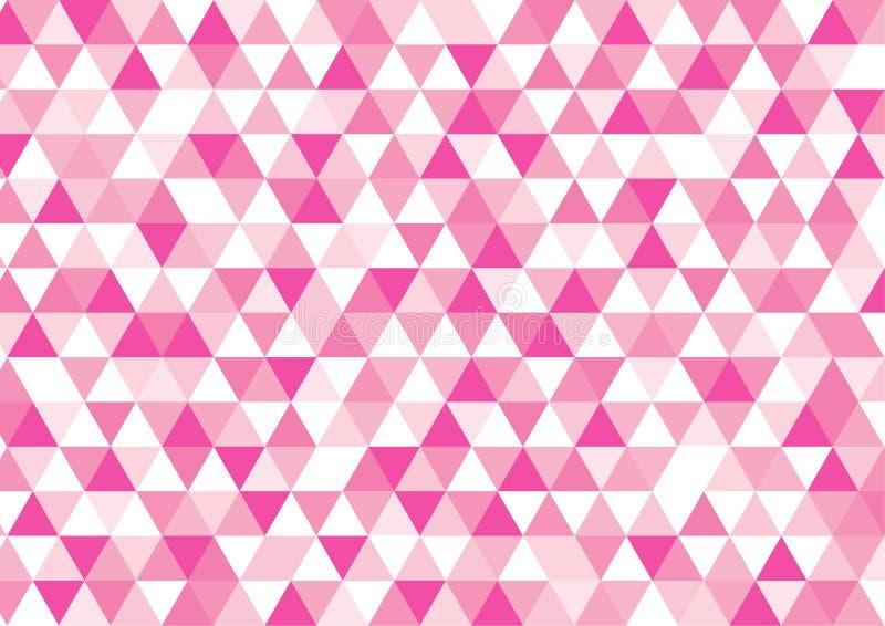 Fondo abstracto rosado fotos de archivo