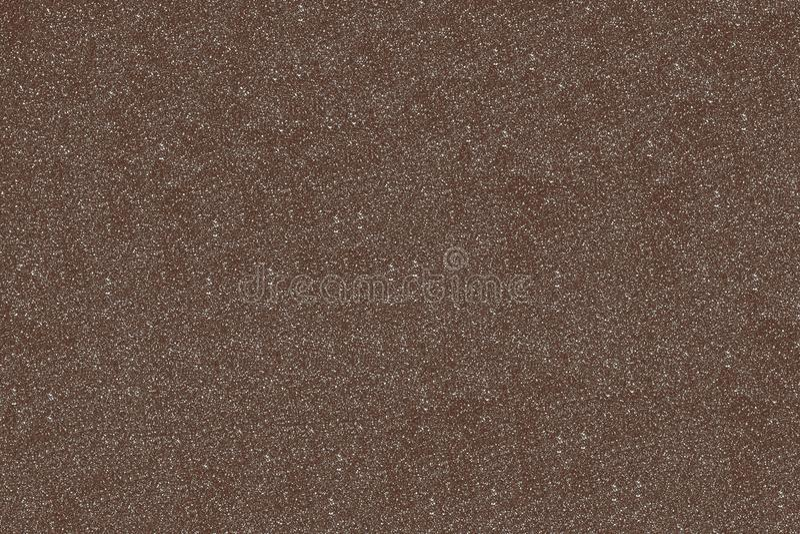 Fondo abstracto superficial de la textura del modelo conceptual del polvo de la piedra del oro de Brown imágenes de archivo libres de regalías