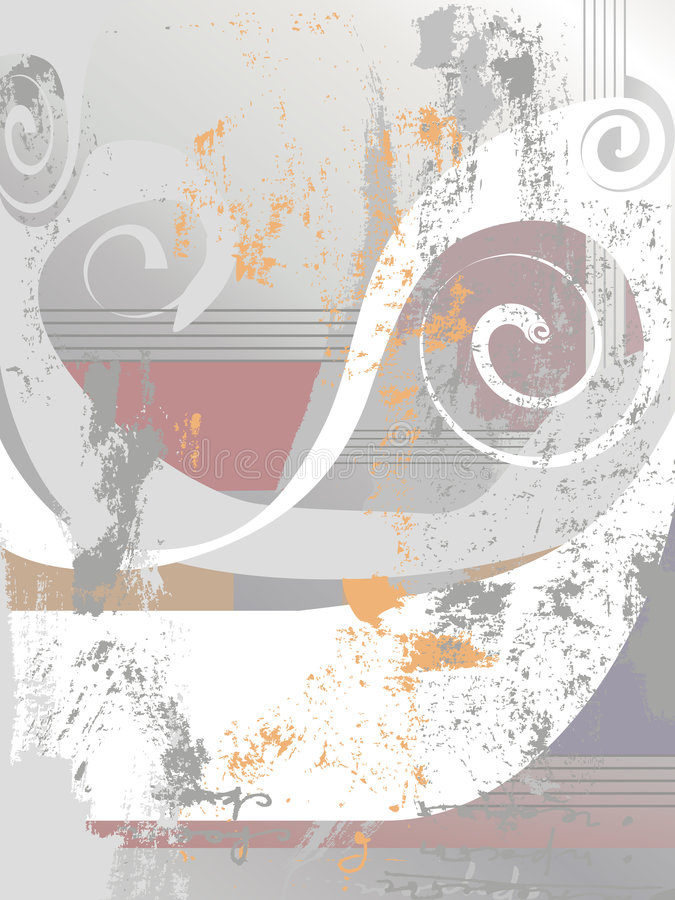 Fondo abstracto (vector) libre illustration