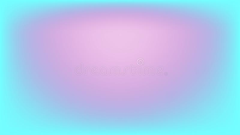 Fondo abstracto violeta y azul claro del vector de la malla de la pendiente fotos de archivo libres de regalías