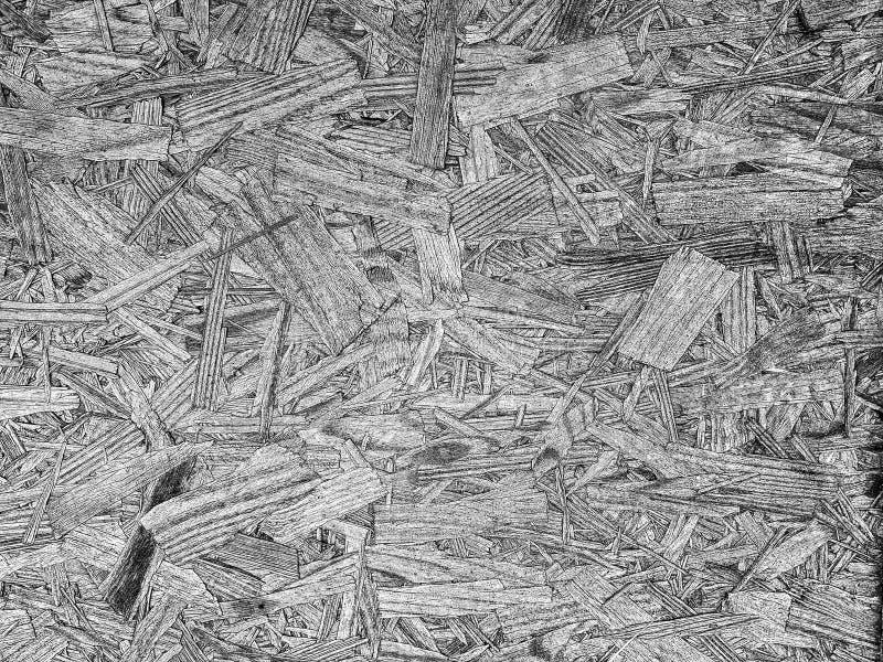 Fondo aherrumbrado blanco y negro del modelo de la textura del acero del metal foto de archivo