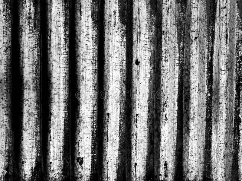 Fondo aherrumbrado blanco y negro del modelo de la textura del acero del metal fotografía de archivo