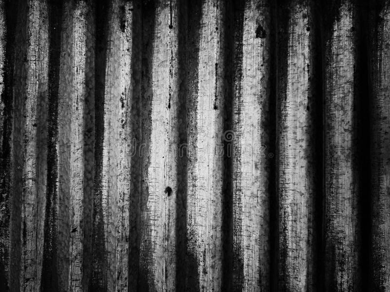 Fondo aherrumbrado blanco y negro del modelo de la textura del acero del metal del amianto fotografía de archivo