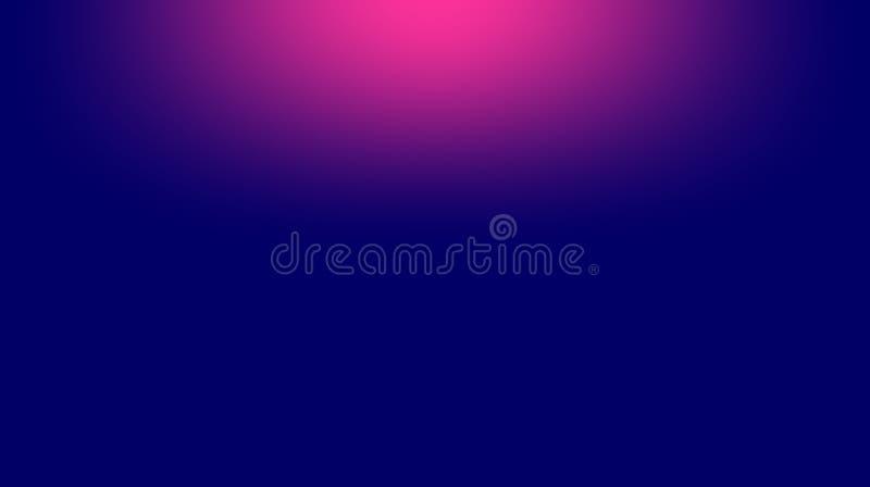 Fondo ahumado de la niebla del color del rosa de la mezcla de los efectos multi suaves violetas abstractos de los colores foto de archivo libre de regalías