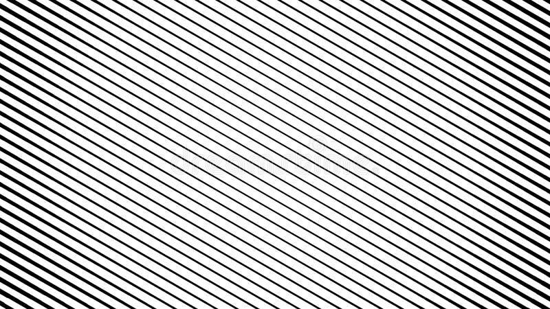 Fondo alineado tono medio Modelo de semitono del vector del efecto Líneas stock de ilustración