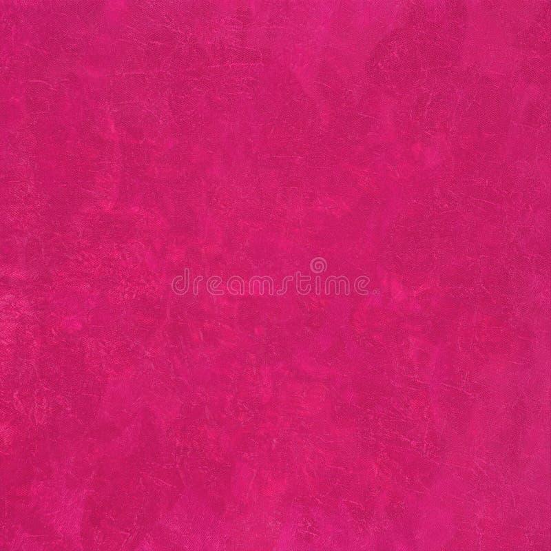 Fondo altamente textured machacado del color de rosa libre illustration