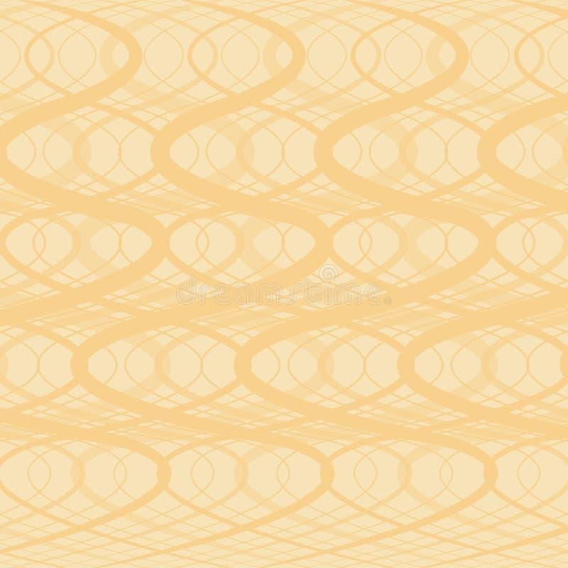Fondo amarillento stock de ilustración
