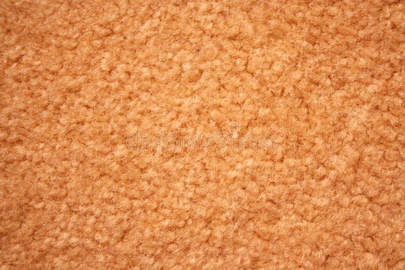 Fondo amarillento de la alfombra imagen de archivo libre de regalías