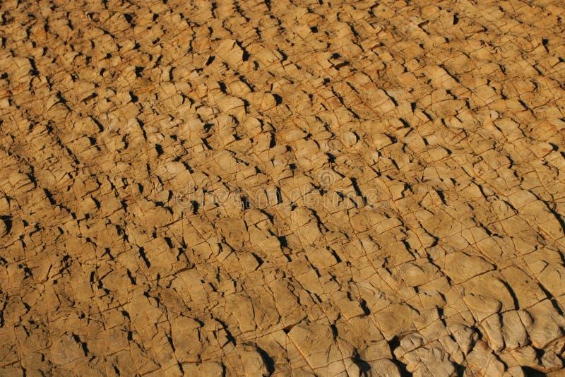 Fondo Amarillo De La Roca Imagen de archivo