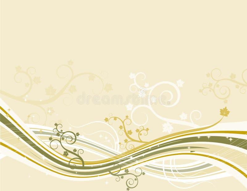 Fondo amarillo, vector stock de ilustración