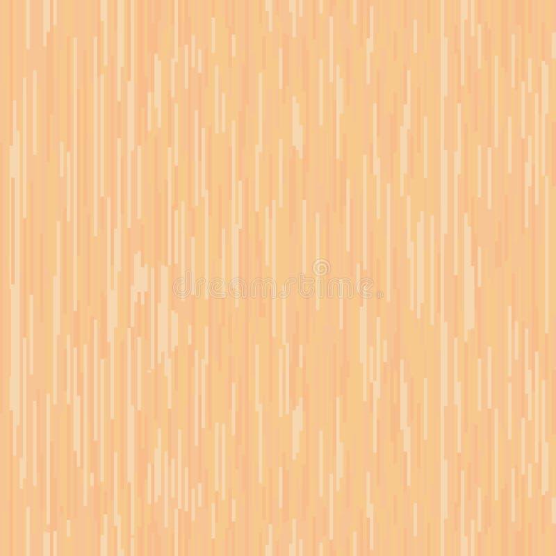 Fondo anaranjado brillante inconsútil simple del vector stock de ilustración
