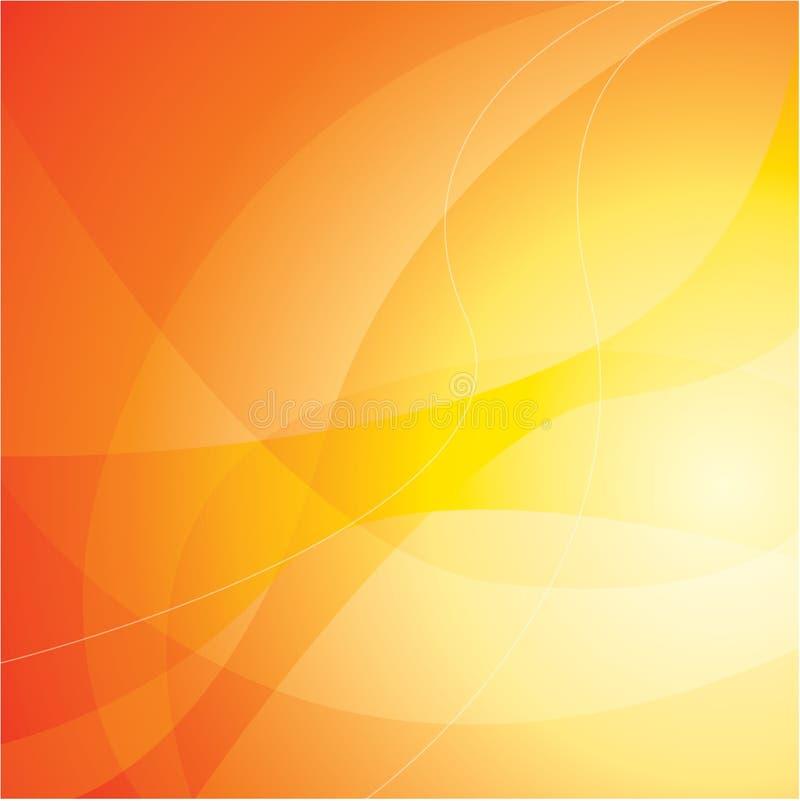Fondo anaranjado claro imagenes de archivo