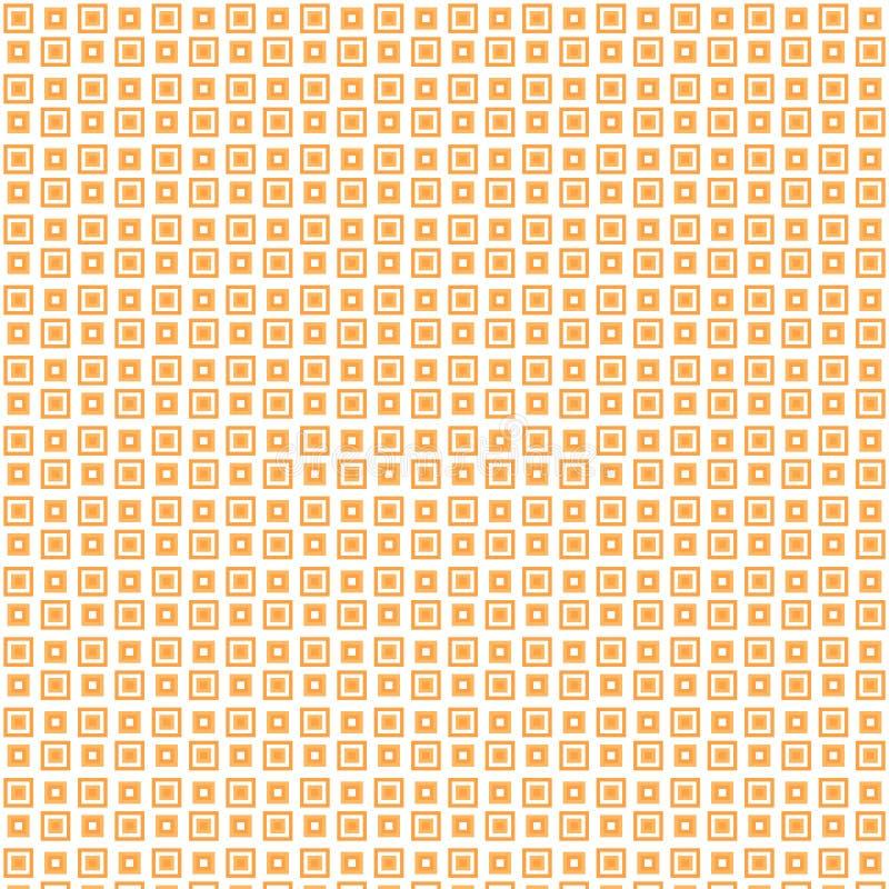 Fondo anaranjado de la Mod foto de archivo