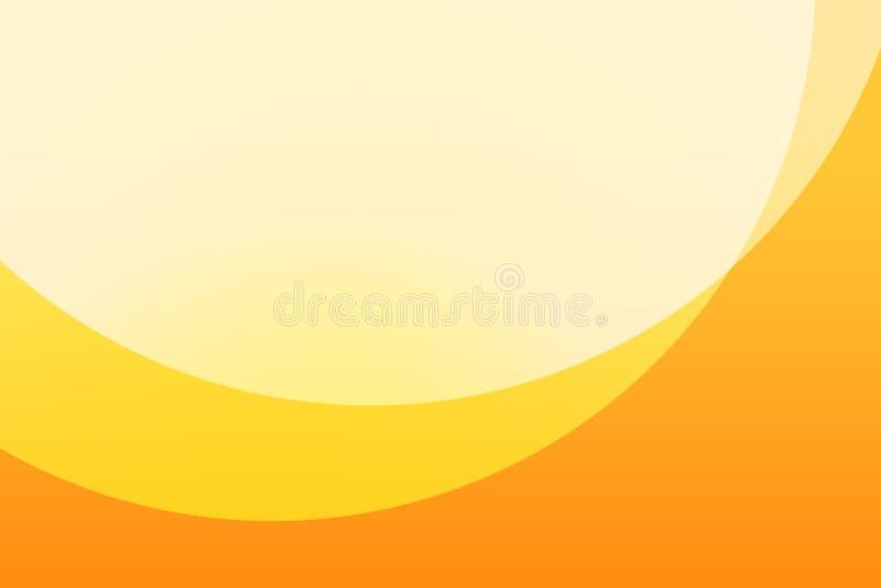 Fondo anaranjado jugoso de Abstact Uso para el fondo del libro de la cubierta imagenes de archivo