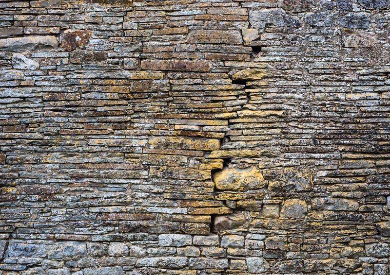 Fondo antiguo de la pared de piedra fotos de archivo libres de regalías