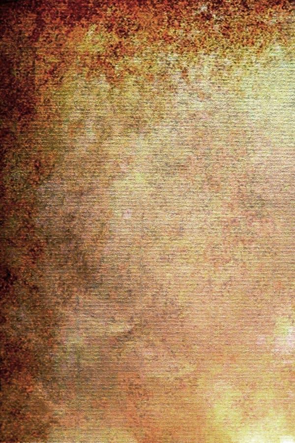 Fondo antiguo del papel de pergamino de Grunge imagen de archivo