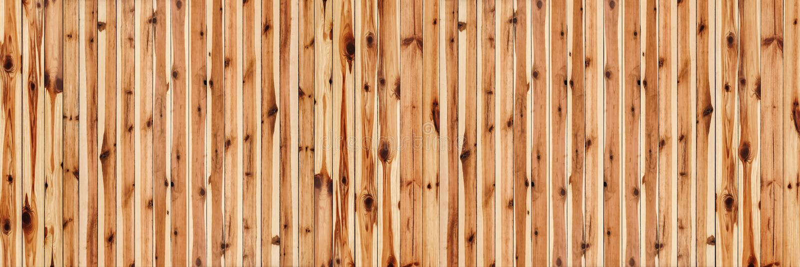 Fondo anudado rústico de alta resolución de los tablones de la madera de pino imagen de archivo