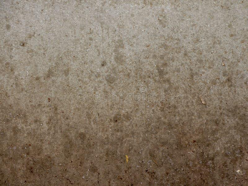 Fondo approssimativo sporco di lerciume di struttura della parete del cemento Fondo vuoto di lerciume astratto immagine stock libera da diritti