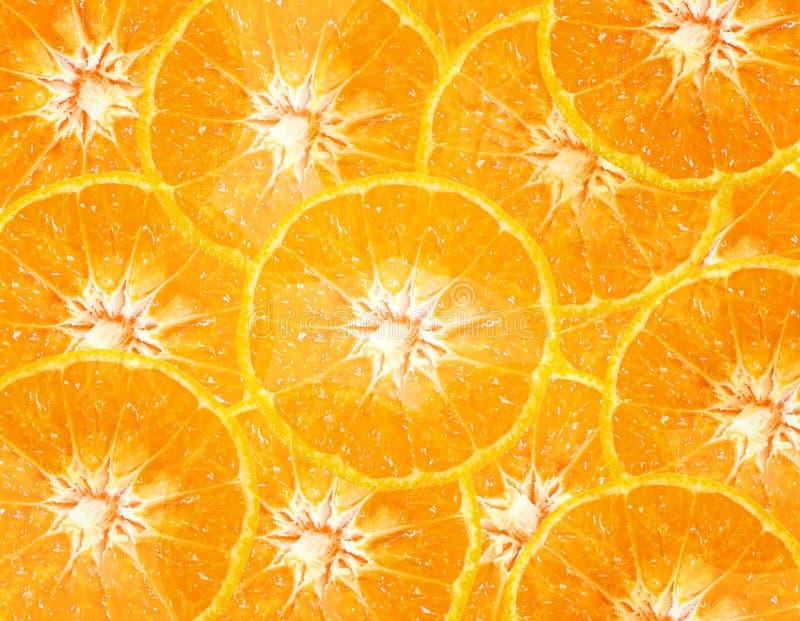 Fondo arancio fotografie stock libere da diritti