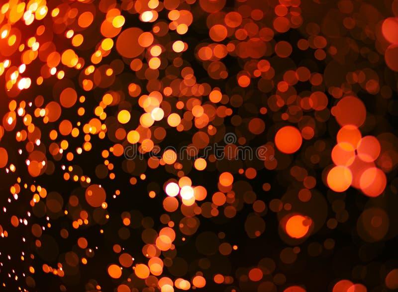 fondo arancio astratto di Natale di lerciume ABS elegante festivo immagini stock libere da diritti
