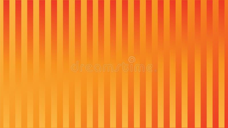 Fondo arancio astratto, progettazione di vettore di stile di pendenza immagini stock