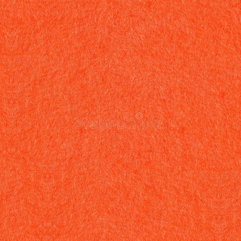 Fondo arancio dello strato di Kraft Struttura quadrata senza giunte Rea delle mattonelle fotografia stock libera da diritti