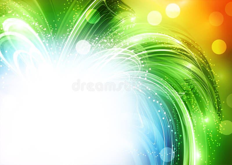 Download Fondo artístico colorido ilustración del vector. Ilustración de contexto - 42438339
