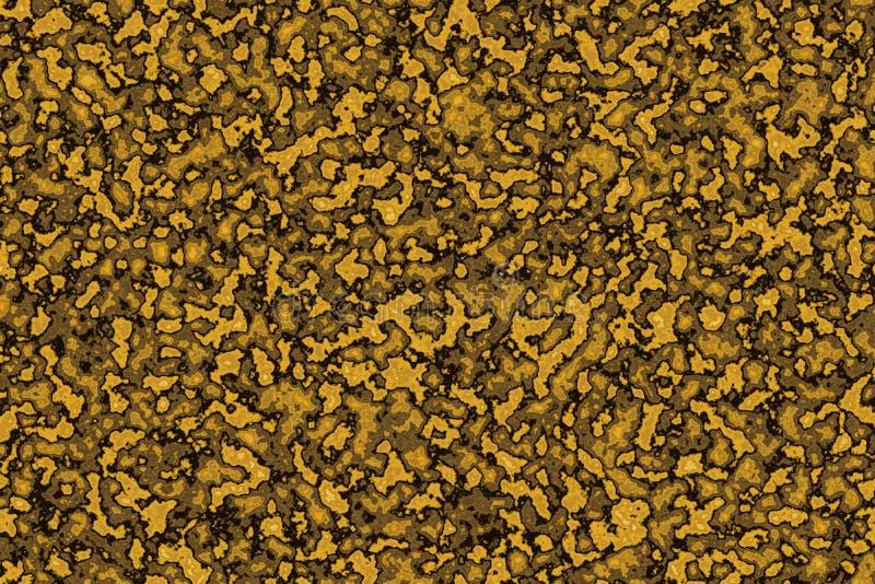 Fondo astratto cachi marmorizzato Modello liquido del marmo di struttura Contesto fluido fotografia stock