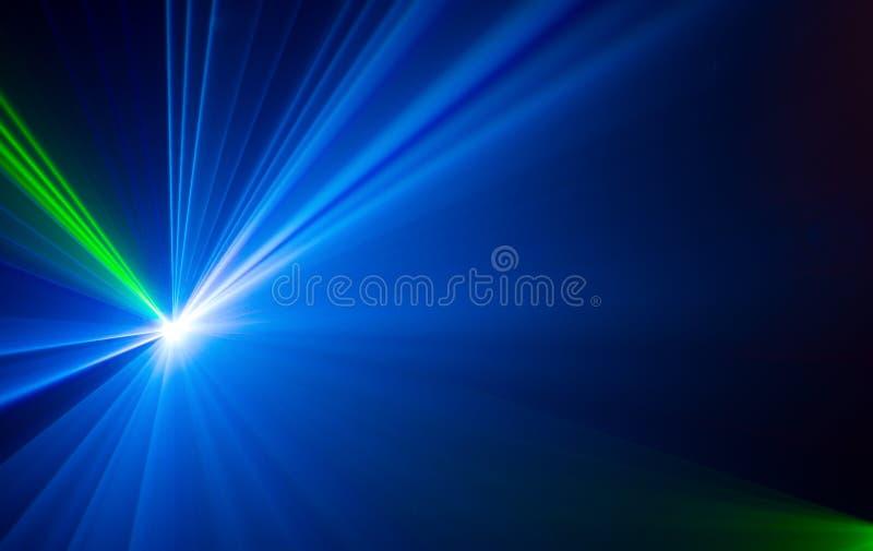 Fondo astratto Colourful di Laserlight con spazio per testo o fotografia stock libera da diritti