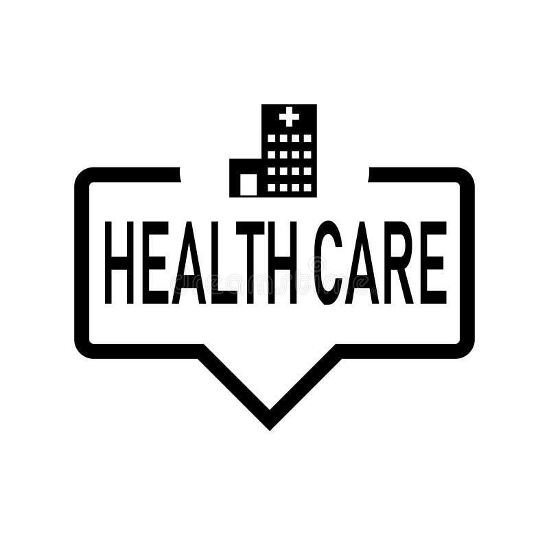 Fondo astratto con il simbolo dei fumetti profilo Diagnosi e trattamento dell'ospedale royalty illustrazione gratis