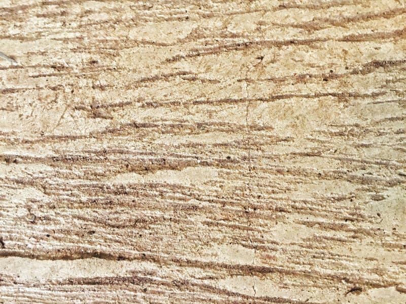 fondo astratto con la parete di legno marrone di costruzione fotografia stock