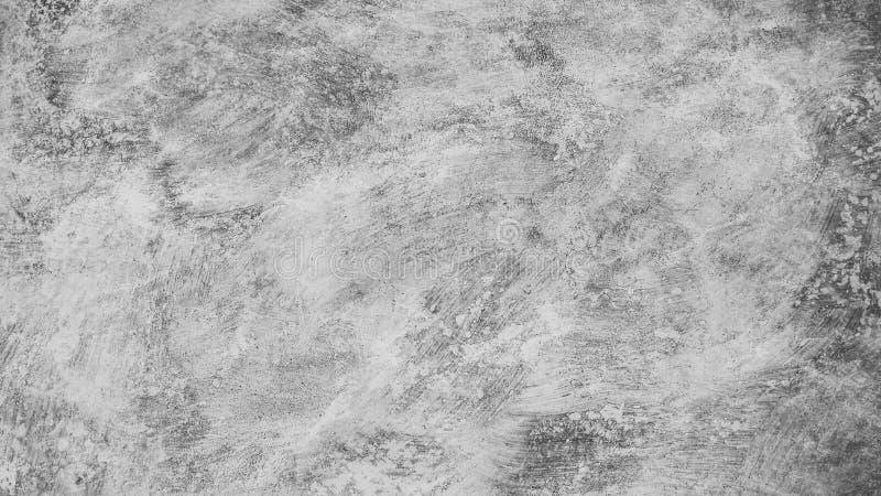 fondo astratto con la vecchia parete grigia fotografie stock libere da diritti