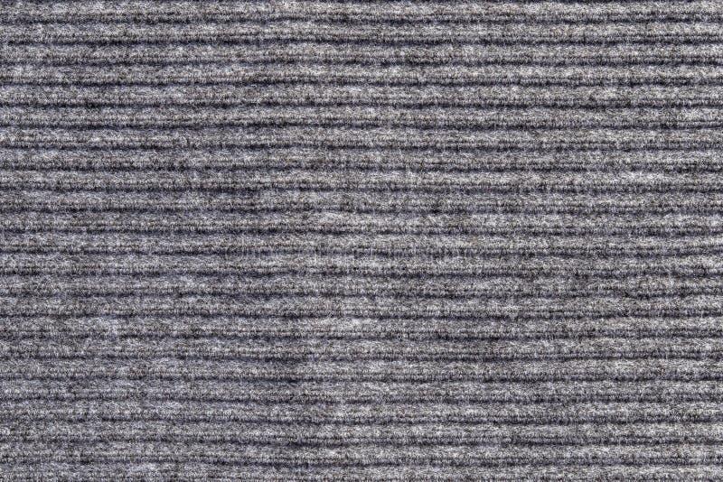 Fondo astratto con struttura del pelo del tappeto Una stuoia di porta semplice f fotografia stock libera da diritti