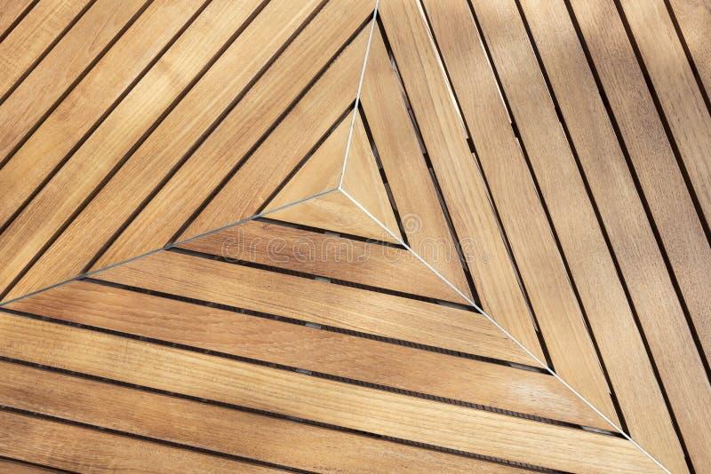 Fondo astratto dal modello del piatto di legno marrone Immagine FO immagine stock