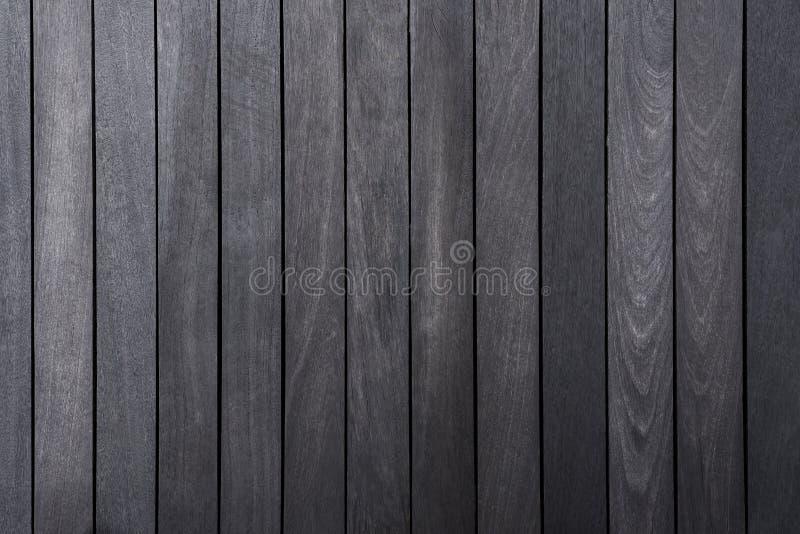 Fondo astratto dal vecchio modello di legno scuro sulla parete immagine fotografia stock