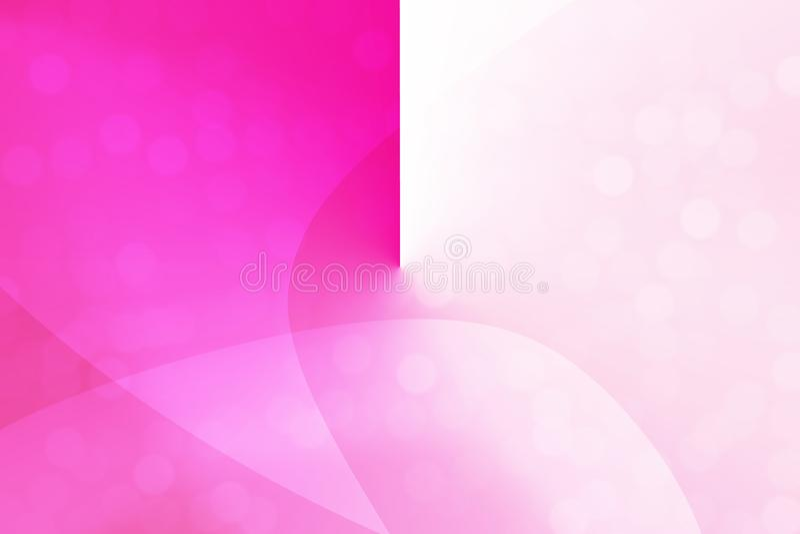 Fondo astratto del rosa fotografia stock libera da diritti