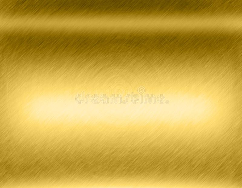 Fondo astratto dell'oro è lavoro dell'illustrazione royalty illustrazione gratis